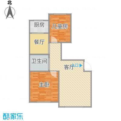 天富东苑H+改后户型