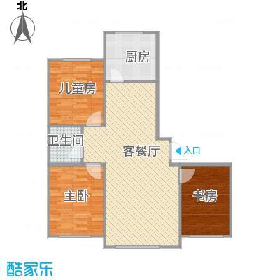 天富东苑K+改后户型
