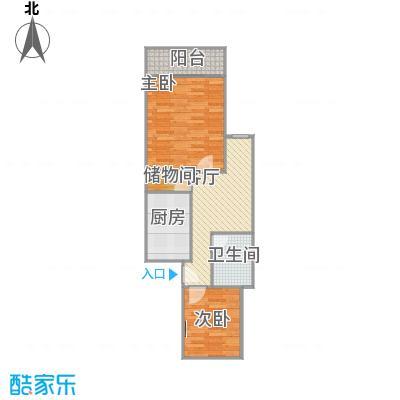 乾溪二村600弄72方两室一厅3