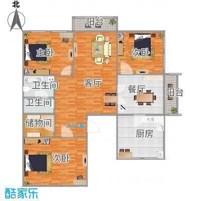 华庆里10-1-701