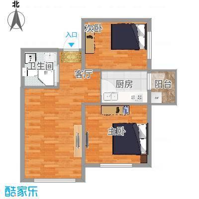 47平两室