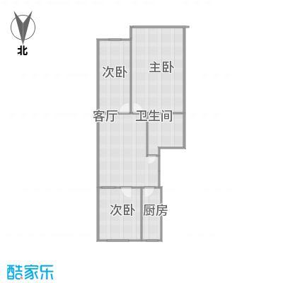 三室一厅二卫