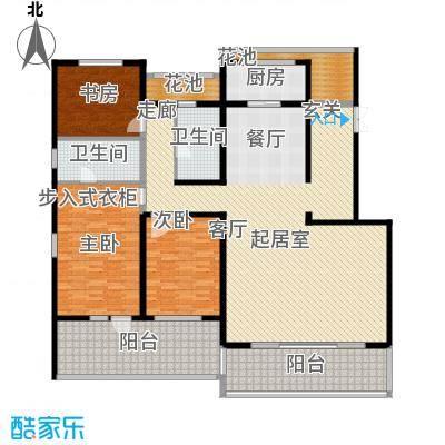 泰禾·北京院子泰禾・北京院子平墅C三层户型