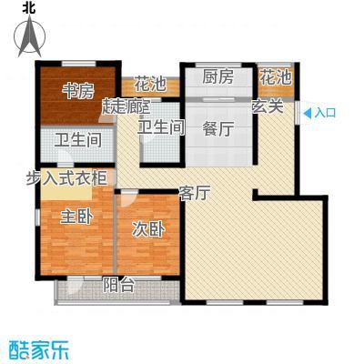 泰禾·北京院子泰禾・北京院子南入户4层D户型