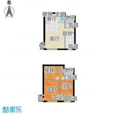 天润福熙大道111.41㎡c7-1-03(售罄)户型
