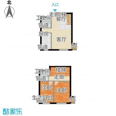 天润福熙大道111.41㎡c7-2-02(售罄)户型