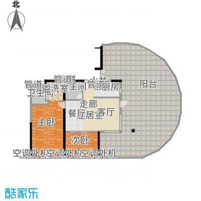 佳兆业东戴河s高层e(售罄)户型