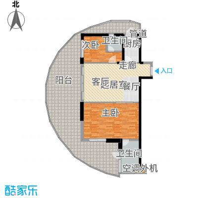 佳兆业东戴河s公寓A(售罄)户型