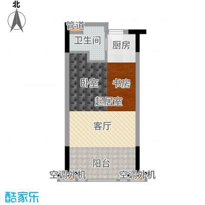 佳兆业东戴河s公寓B(售罄)户型