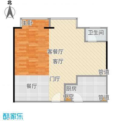 正源·尚峰尚水源墅56.00㎡正源・尚峰尚水源墅一期G户型