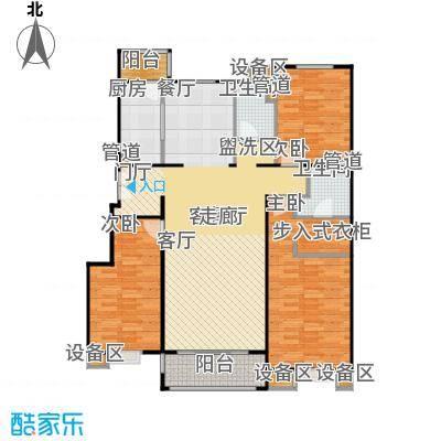 正源·尚峰尚水源墅151.00㎡正源・尚峰尚水源墅一期B5号楼G户型