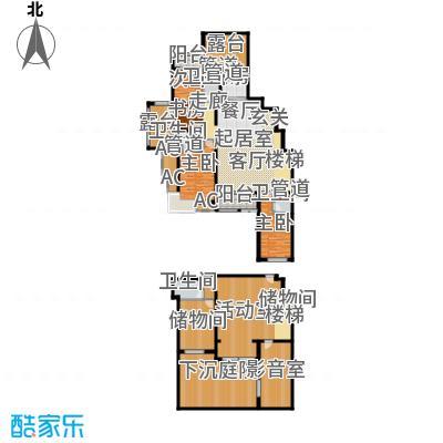 富立·秦皇半岛富立・秦皇半岛A1-1户型
