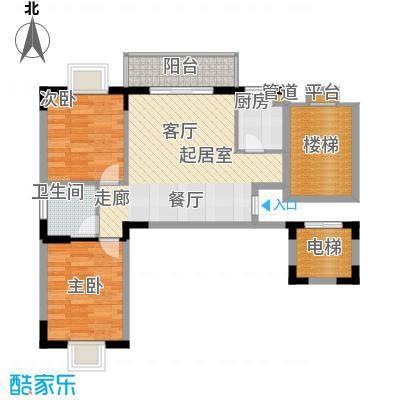 万泉河温泉小镇71.31㎡C1户型