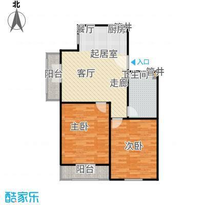 汤INN酒店式公寓82.00㎡一期公寓A户型