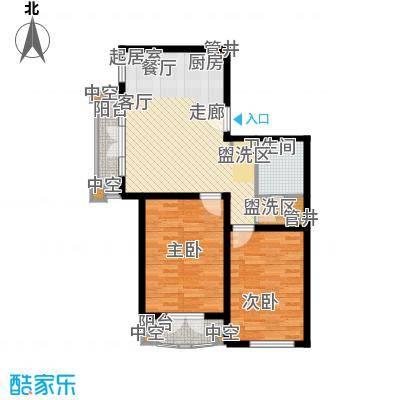 汤INN酒店式公寓79.00㎡一期公寓A户型