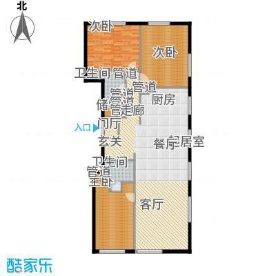 北京ONE181.90㎡2#、4#户型