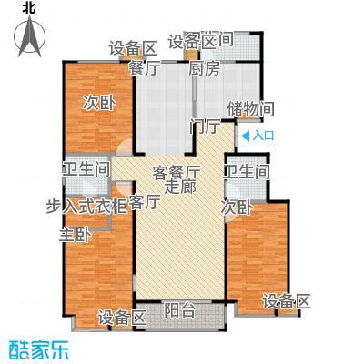 正源·尚峰尚水源墅167.83㎡正源・尚峰尚水源墅三期K户型