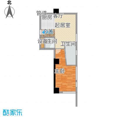 霄云里8号H5(售罄)户型