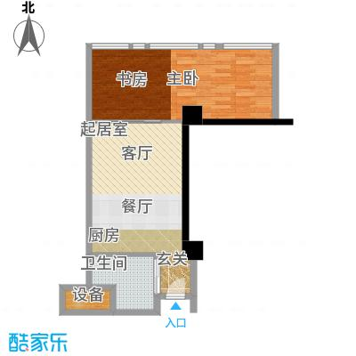 霄云里8号H3(售罄)户型