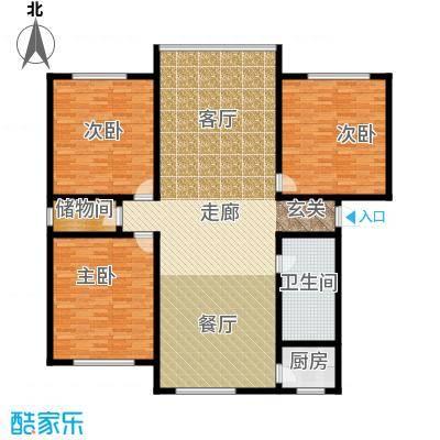 东方公寓(九堡)188.00㎡东方公寓户面积18800m户型