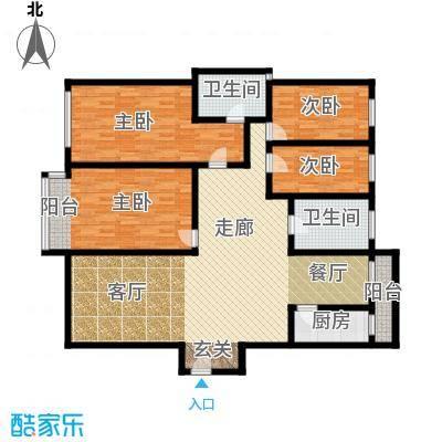 东方公寓(九堡)151.00㎡东方公寓户面积15100m户型