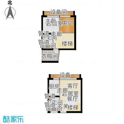 中弘北京像素C1户型