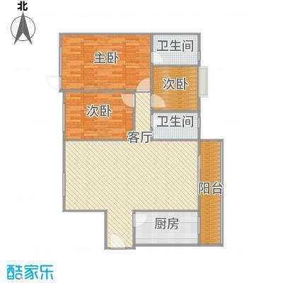 水北新村二期的119户型图