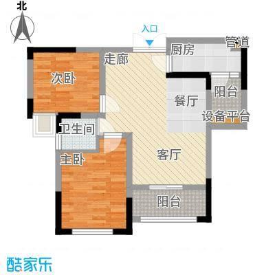 攀华国际广场单-76户型