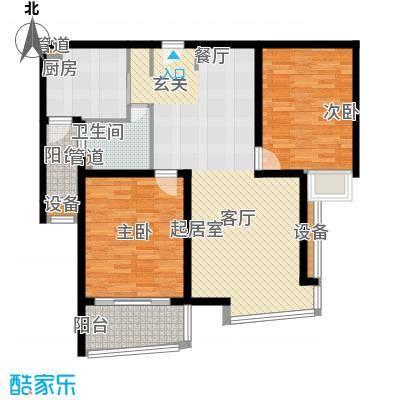 滨江名人苑上海户型