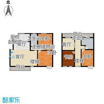 环龙新纪园216.00㎡面积21600m户型
