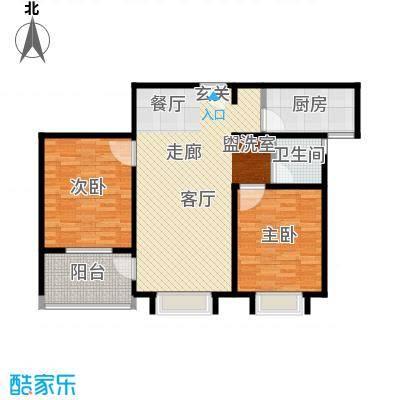 路易凯旋宫92.28㎡上海面积9228m户型