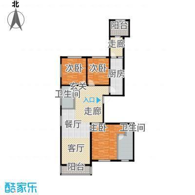 路易凯旋宫180.00㎡上海面积18000m户型
