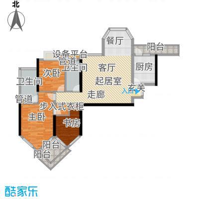 明园小安桥126.00㎡上海面积12600m户型