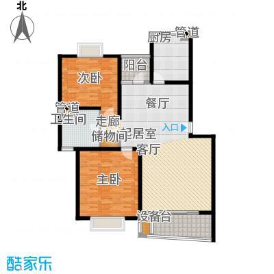 东兰世茗雅苑131.31㎡上海面积13131m户型