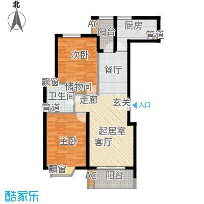 天鹅泉公寓户型