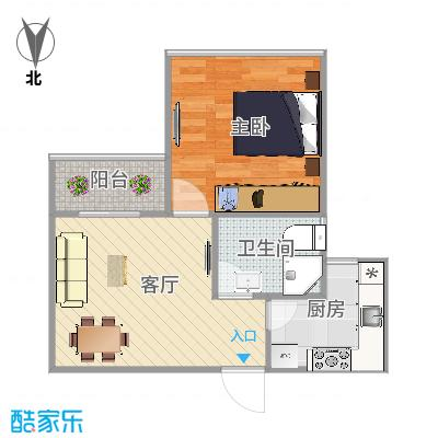 上海三林世博家园930弄28号户型图