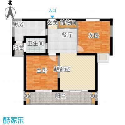 久阳文华府邸上海户型
