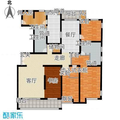 海上海新城230.75㎡上海(住宅)面积23075m户型
