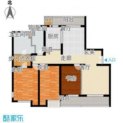 海上海新城168.35㎡上海(住宅)面积16835m户型