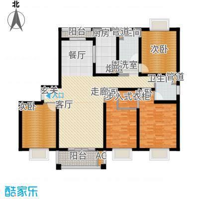 海上海新城148.00㎡面积14800m户型