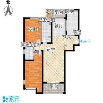 海上海新城129.27㎡上海(住宅)面积12927m户型