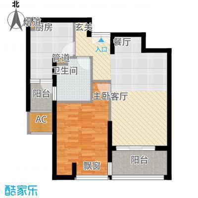 海上海新城68.60㎡上海(住宅)面积6860m户型