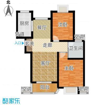 东方听潮豪园87.23㎡29、31、35面积8723m户型