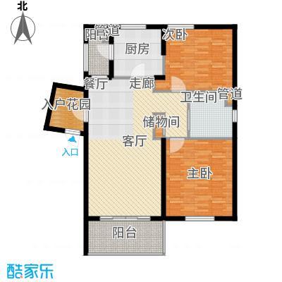 老西门新苑109.07㎡3号楼01面积10907m户型