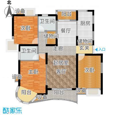 明日新苑上海户型