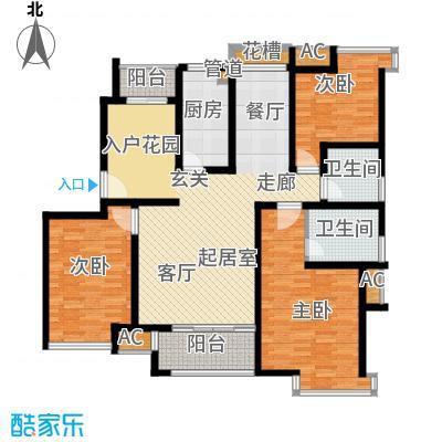 上海滩大宁城136.00㎡18\20号0面积13600m户型