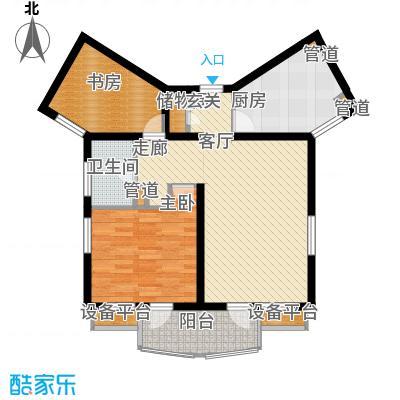 碧云东方公寓户型
