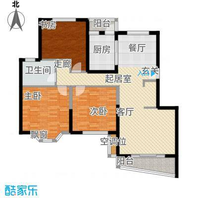 上海未来黄山新城112.99㎡上海未面积11299m户型