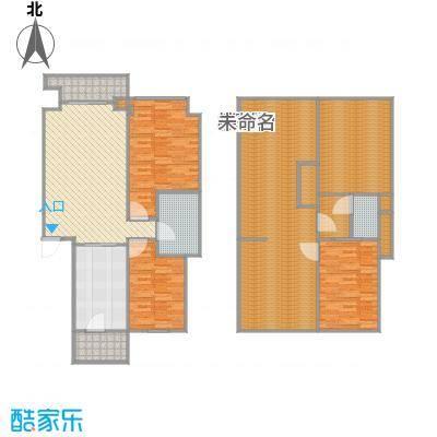 中庚香海小镇户型图修改方案