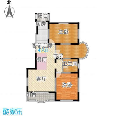 金苹果花园115.00㎡上海面积11500m户型